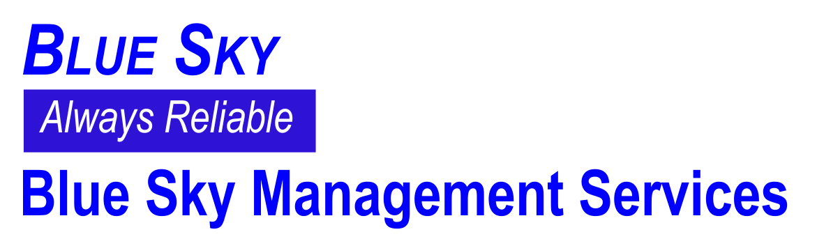 Blue Sky Management